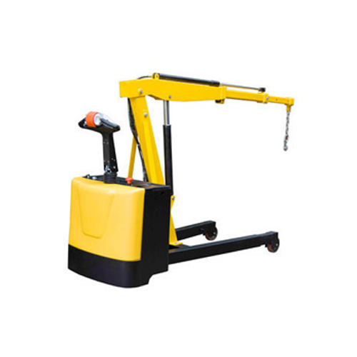 Battery Operated Cranes