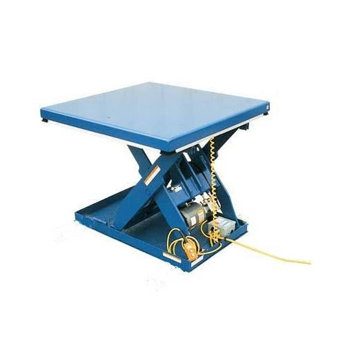 Hydraulic Scissor Lift Table / S.S & Flame Proof Constructor